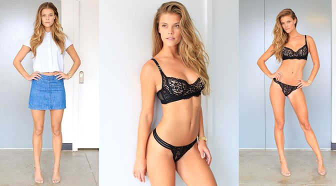 Nina Agdal – Elite Model Management: Polaroids
