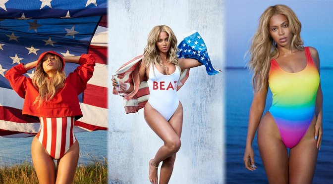 Beyonce - BEAT Magazine Photoshoot