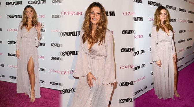 Maria Menounos – Cosmopolitan's 50th Birthday Celebration