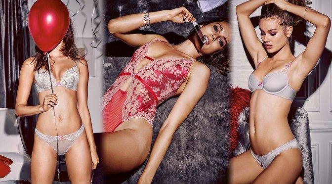 Monika Jagaciak – Victoria's Secret Lingerie Photoshoot