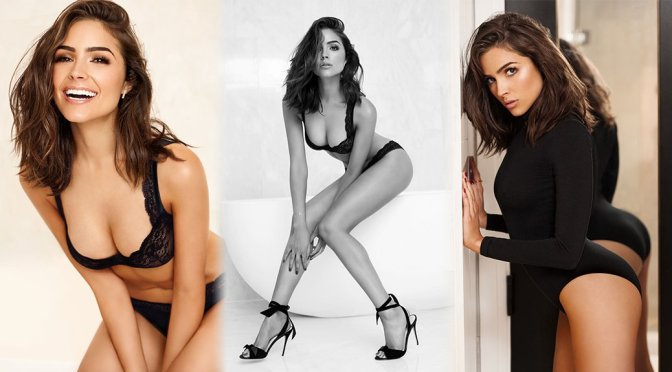 Olivia Culpo – Esquire Mexico Magazine Photoshoot (October 2015)