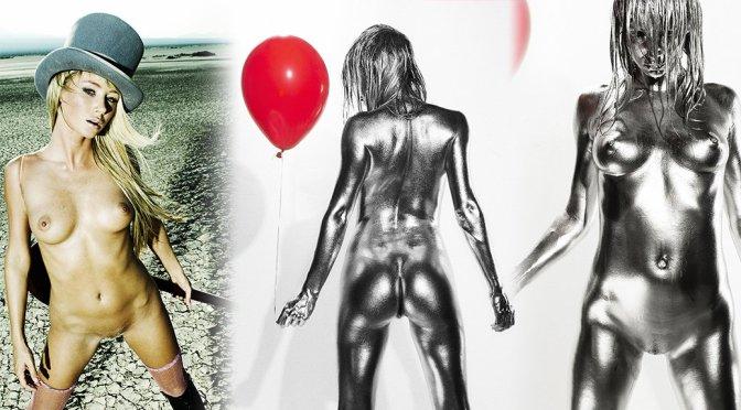"Sara Jean Underwood – ""MUSE – A Portrait of Sara Jean Underwood"" Book Preview (NSFW)"