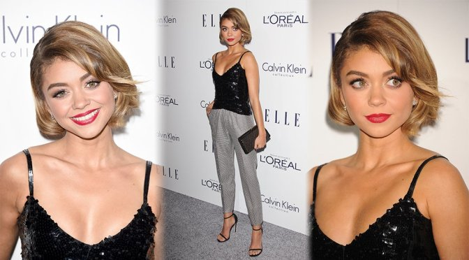 Sarah Hyland – 22nd Annual ELLE Women in Hollywood Awards