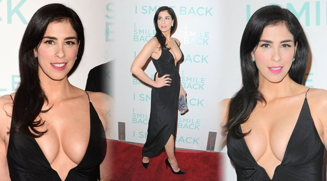 "Sarah Silverman – ""I Smile Back"" Premiere in Hollywood"