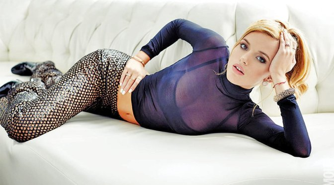 Bella Thorne – Glamour Mexico Magazine (December 2015)