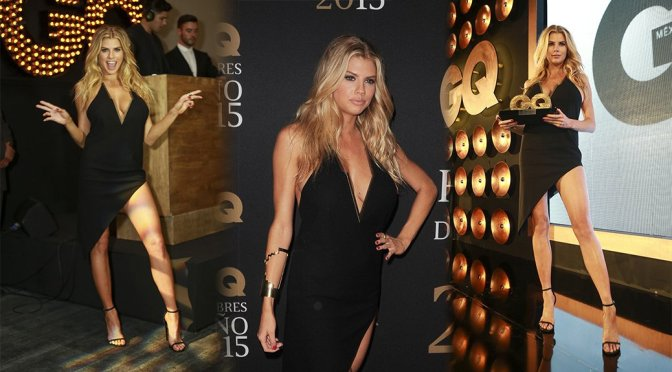 Charlotte McKinney- GQ Men of the Year Mexico Awards