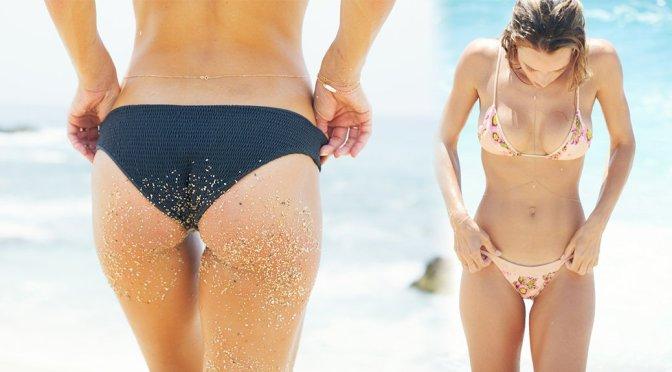 "Hannah Ferguson – ""Tori Praver"" Swimwear Photoshoot"