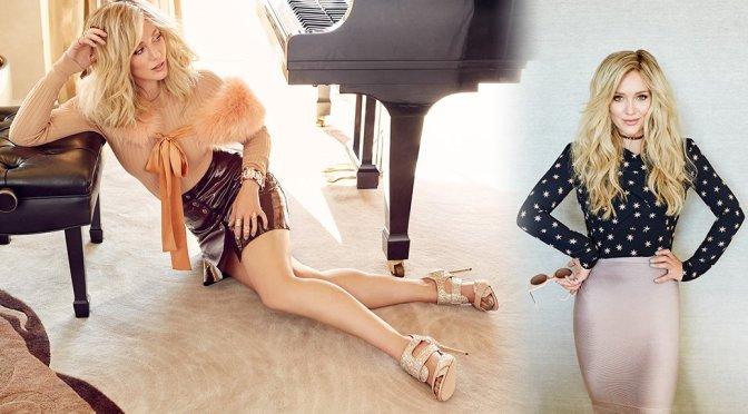 Hilary Duff - Glamour Mexico Magazine Photoshoot (November 2015)