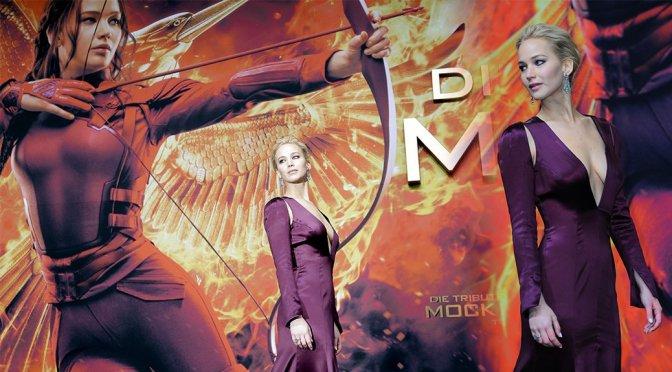 "Jennifer Lawrence - ""The Hunger Games: Mockingjay Part 2"" Premiere in Berlin"