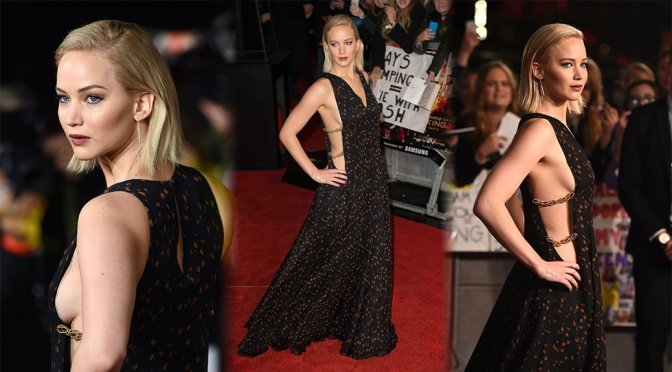 "Jennifer Lawrence – ""The Hunger Games: Mockingjay Part 2"" Premiere in London"