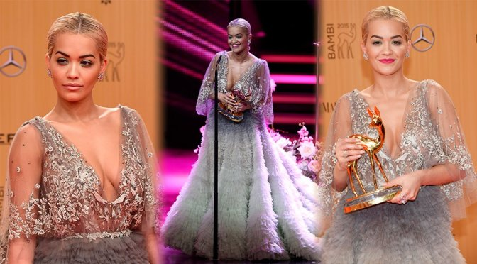 Rita Ora - Bambi Awards 2015 in Berlin