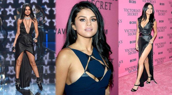 Selena Gomez - 2015 Victoria's Secret Fashion Show