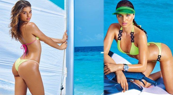 Daniela Lopez Osorio – World Swimsuit South Africa Bikini Photoshoot