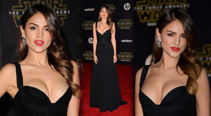 "Eiza Gonzalez – ""Star Wars: The Force Awakens"" Premiere in Hollywood"