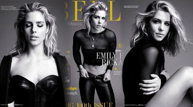Emily Bett Rickards – Bello Magazine (December 2015)