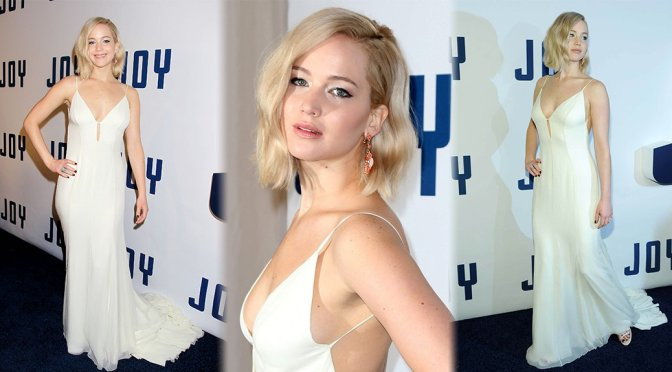 "Jennifer Lawrence – ""Joy"" Premiere in New York"