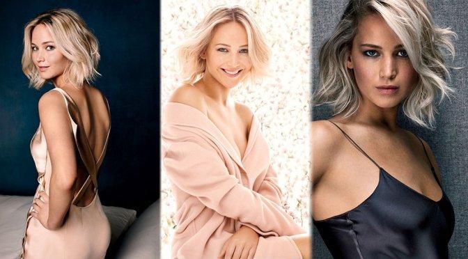 Jennifer Lawrence - Entertainment Weekly Magazine Photoshoot