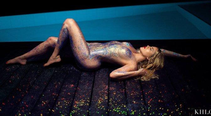 Khloe Kardashian – Naked Photoshoot (NSFW)