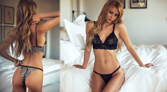 Bryana Holly – Lurely Lingerie Photoshoot
