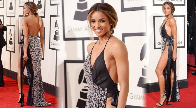 Ciara – 58th GRAMMY Awards in Los Angeles