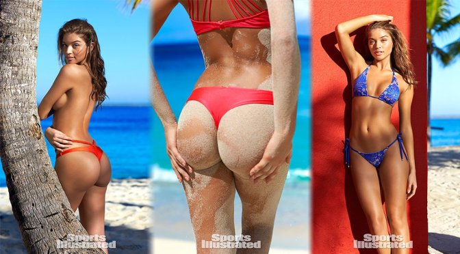 Daniela Lopez Osorio – Sports Illustrated Swimsuit Model Search 2016
