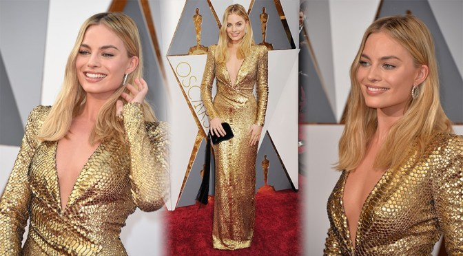 Margot Robbie – 88th Annual Academy Awards in Hollywood