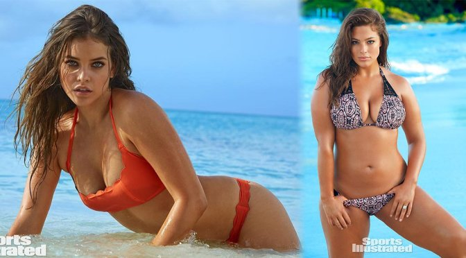 Ashley Graham & Barbara Palvin – Sports Illustrated Swimsuit Issue 2016 Preview
