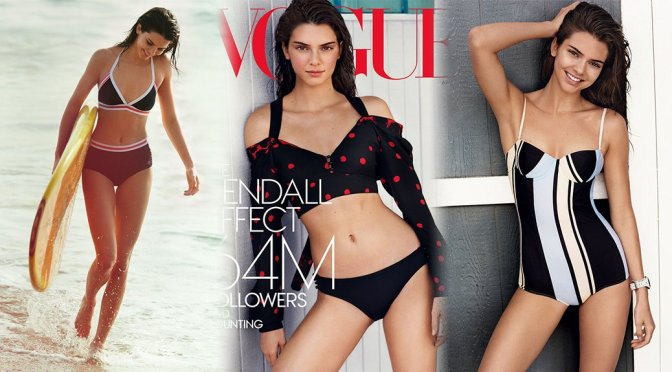 Kendall Jenner – Vogue Magazine Photoshoot (April 2016)
