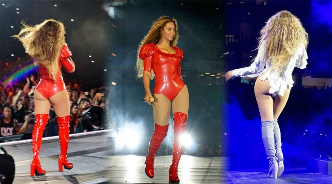 Beyonce Performs Live in Miami