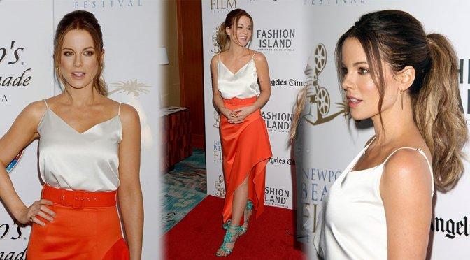 Kate Beckinsale – 2016 Newport Beach Film Festival