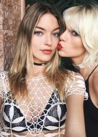 Taylor Swift Martha Hunt