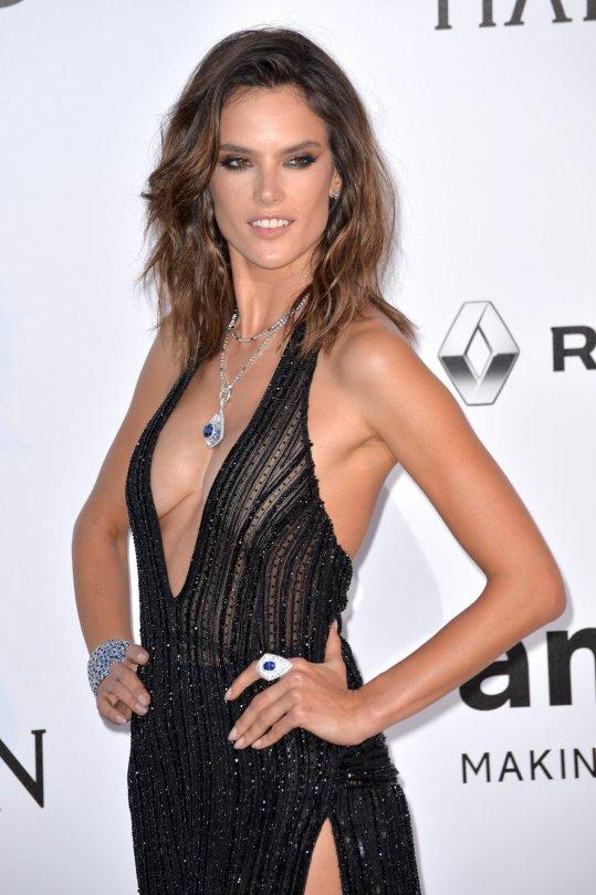 Alessandra Ambrosio - Cinema Against AIDS Gala