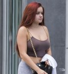 Ariel Winter - Braless Candids in West Hollywood