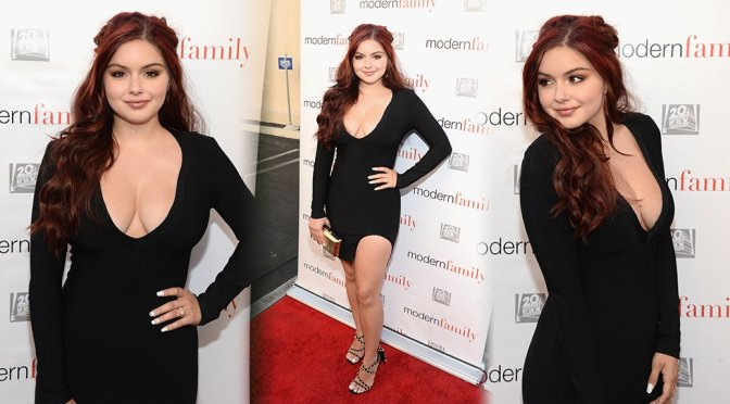 Ariel Winter – Modern Family Emmy Event in Los Angeles