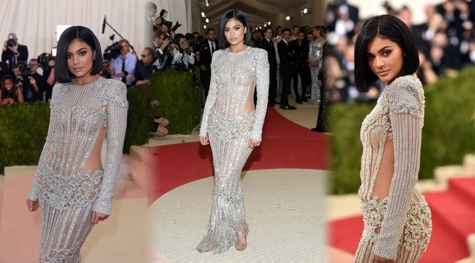 Kylie Jenner – Costume Institute Gala in New York
