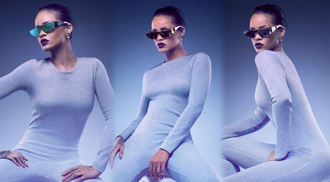 Rihanna – Christian Dior & Rihanna Eyewear Campaign