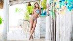 Sandra Kubicka - Luli Fama Bikini Photoshoot