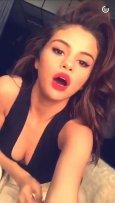 Selena Gomez Snapchat Pic 3