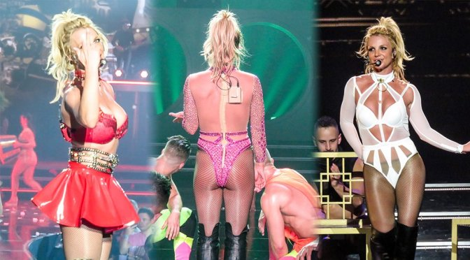 "Britney Spears – ""Piece Of Me"" Show in Las Vegas"