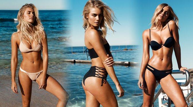 Elyse Knowles – Bikini Photoshoot by Emily Abay