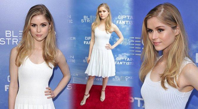 "Erin Moriarty – ""Captain Fantastic"" Premiere in Los Angeles"
