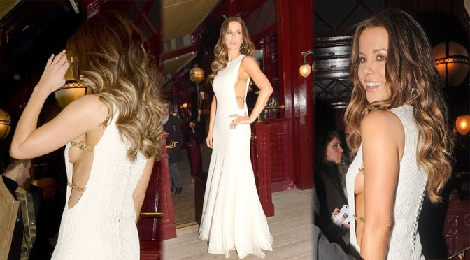 Kate Beckinsale – Christian Dior Cruise After Party in London