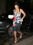 Kelly Brook - Cleavage Candids in London