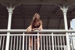 Maya Stepper - Gooseberry Intimates Photoshoot