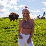 Sara Underwood - Photoshoot in Zion National Park