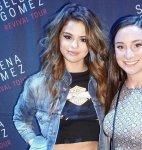 Selena Gomez - Nip-Slip at Revival Tour Meet&Greet