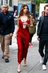Selena Gomez - Photoshoot Candids in New York