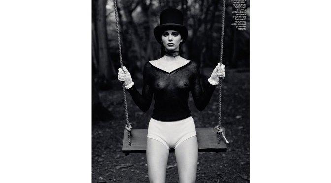 Kendall Jenner – Love Magazine (Fall/Winter 2016)