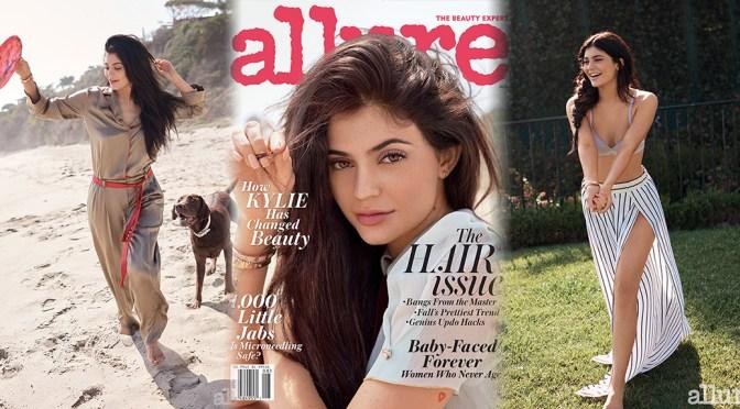 Kylie Jenner – Allure Magazine Photoshoot (August 2016)