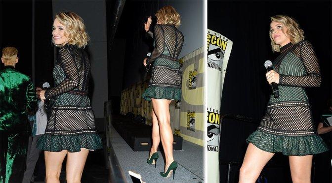 "Rachel McAdams – ""Doctor Strange"" Panel at Comic-Con in San Diego"